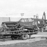 Crashed P-40E A29-144 RAAF