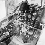 Tomahawk IIB AK184 cockpit interior