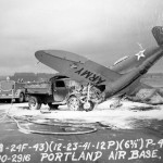 P-43A Lancer serial 40-2916 1941