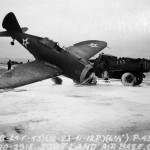 P-43A Lancer serial 40-2916 1941 2