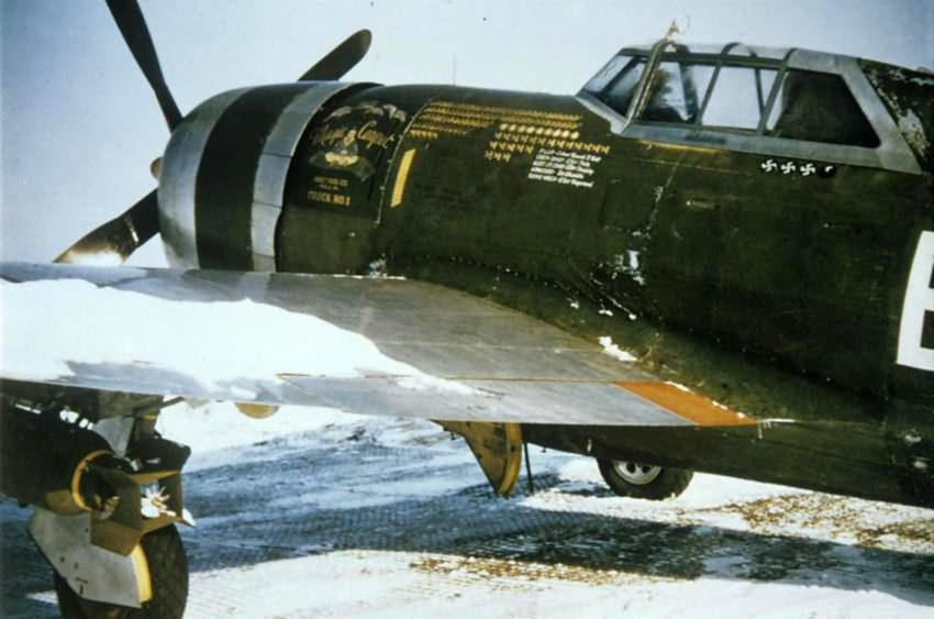 P 47 Thunderbolt Quot Magic Carpet Quot Of The 366th Fighter Group