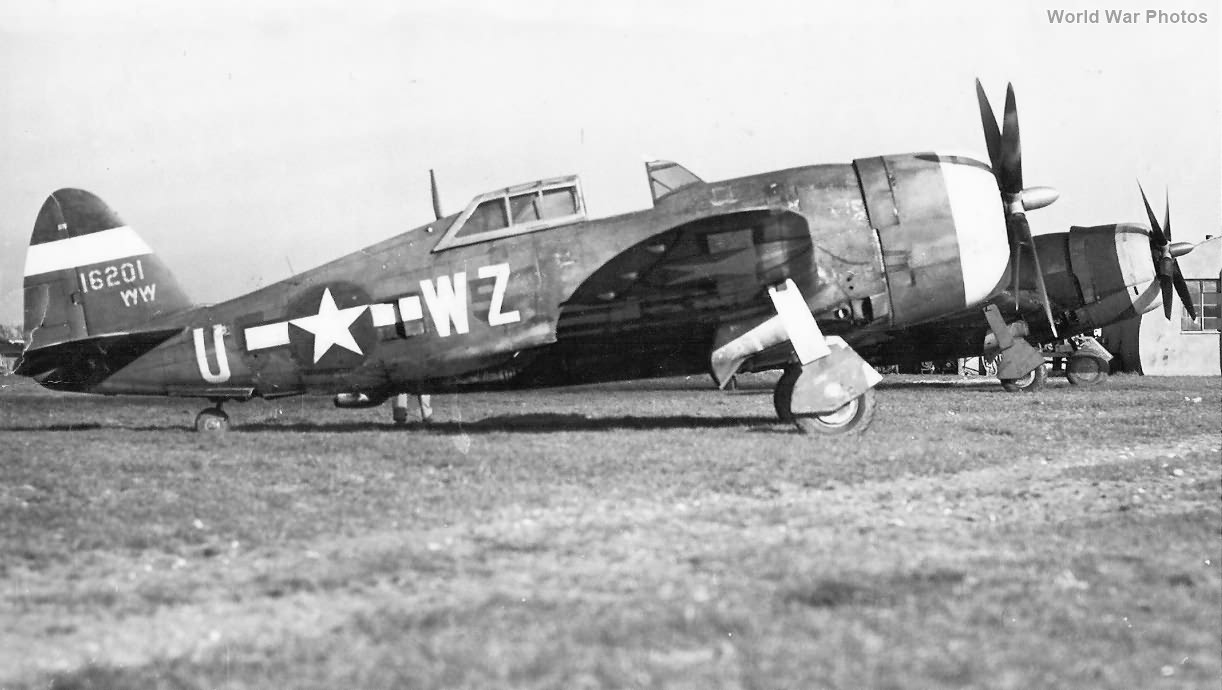 56th Fighter Group P-47C 41-6201