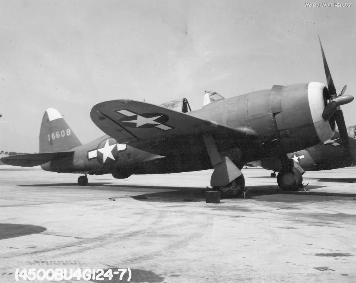 P-47C 41-6608