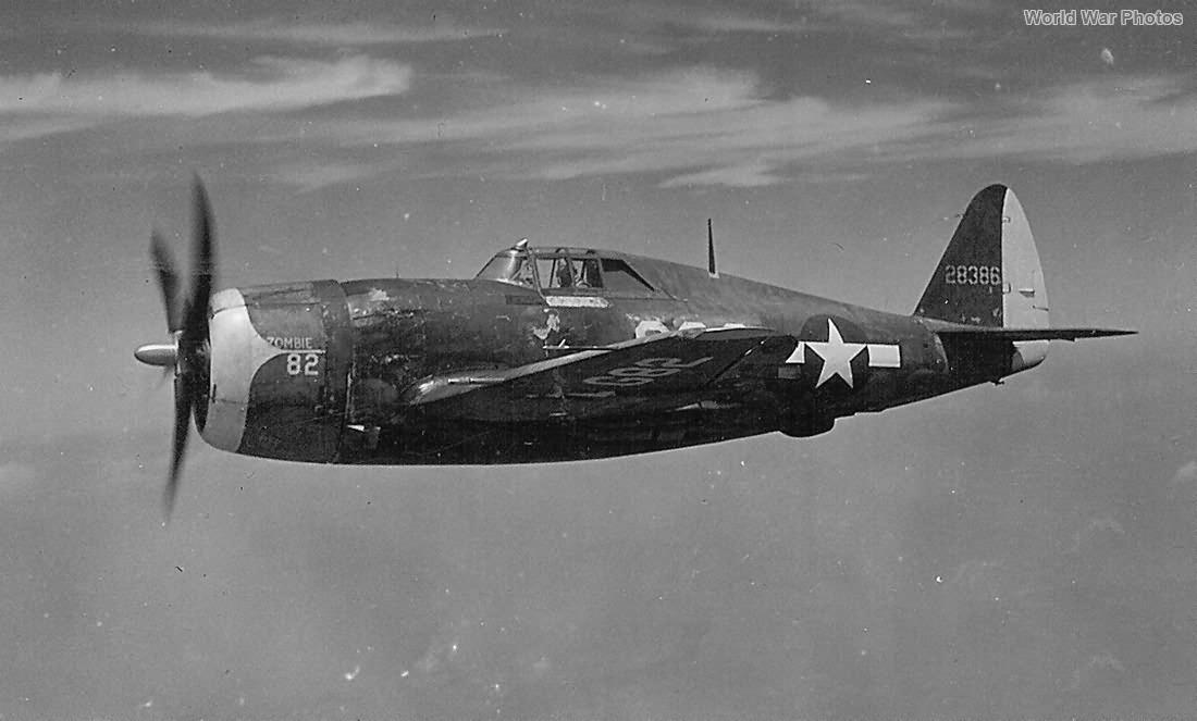 P-47D-2 42-8386