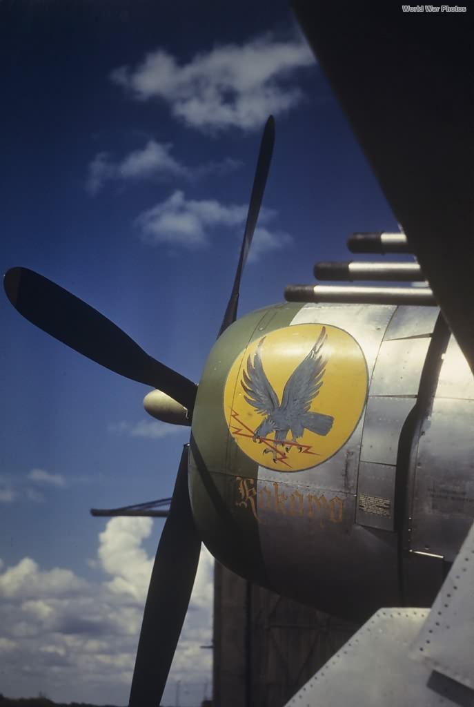 P-47D 42-26637 Kokomo