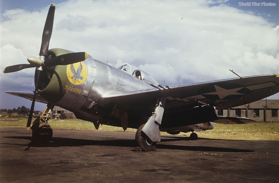 P-47D 42-26637 Kokomo Kepner 2