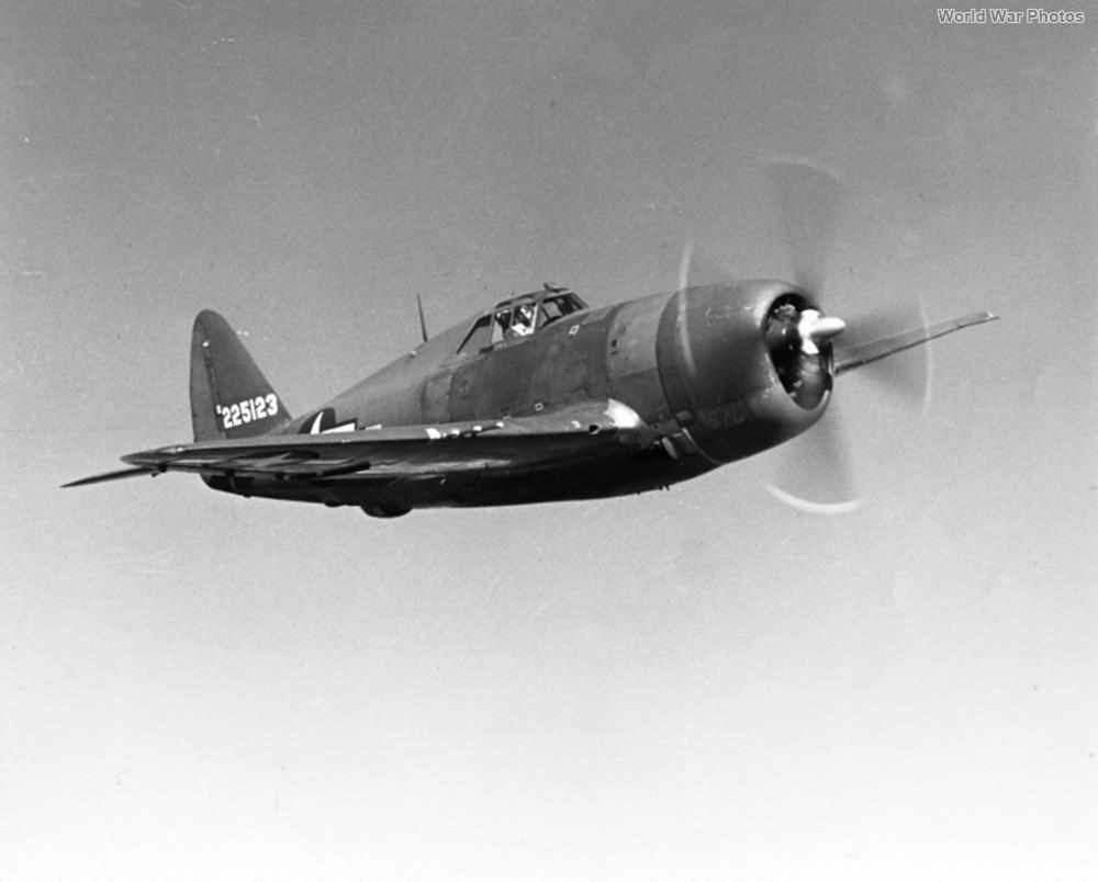 P-47G 42-25123 2Nov43