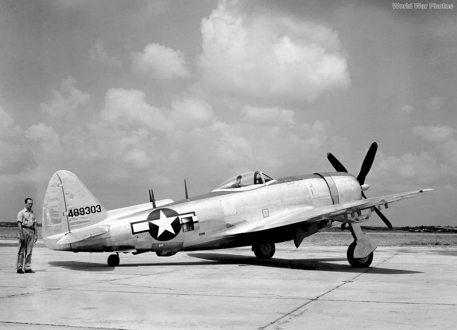 P-47N-25 NACA