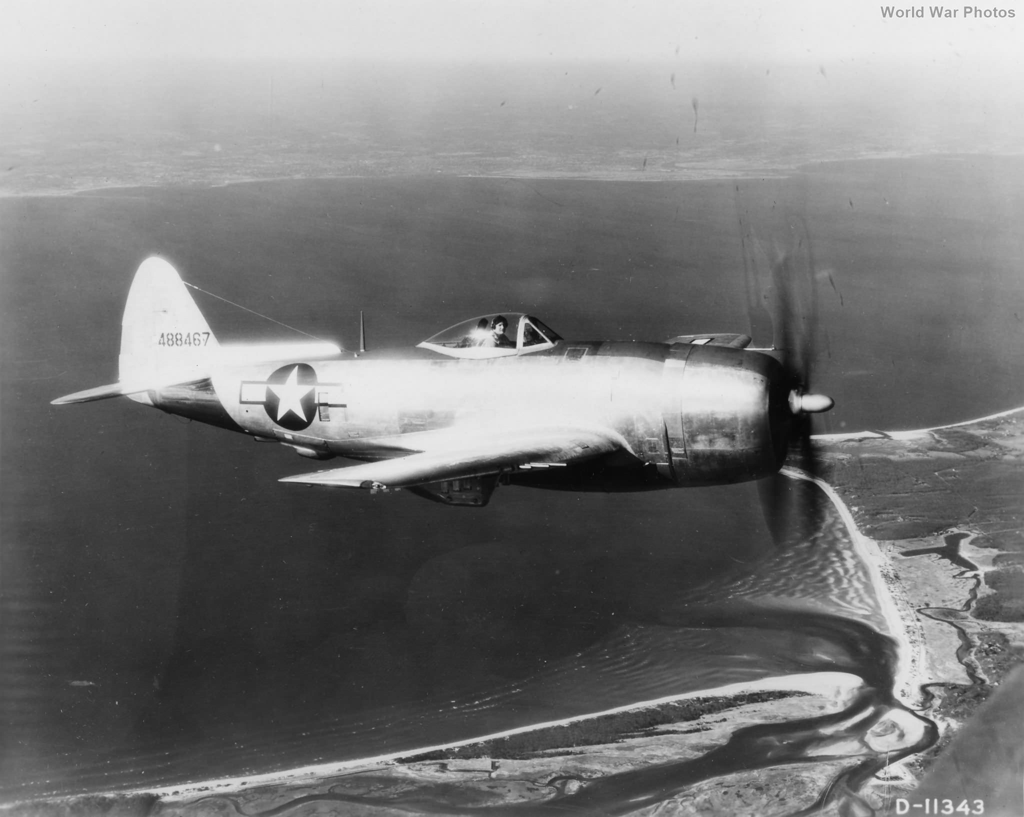 P-47N 44-88467