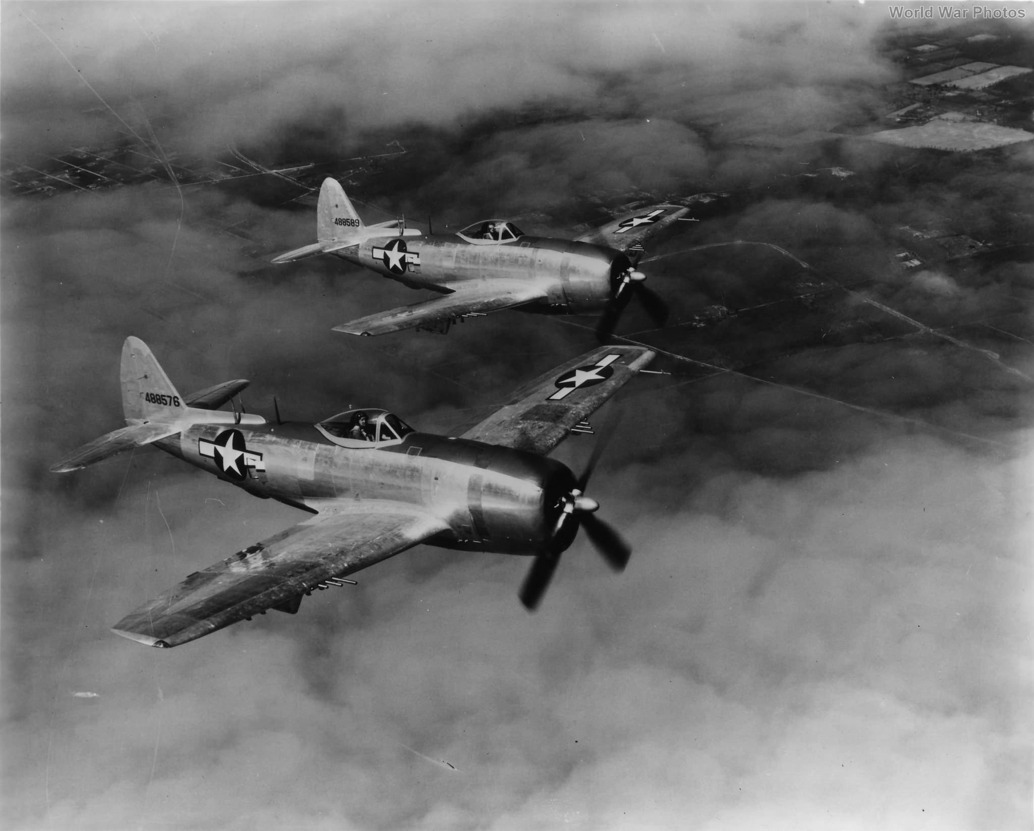 P-47N 44-88576 44-88589