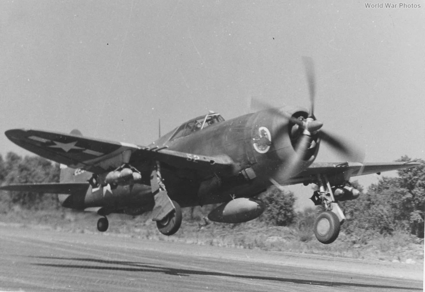 P-47 57th FG