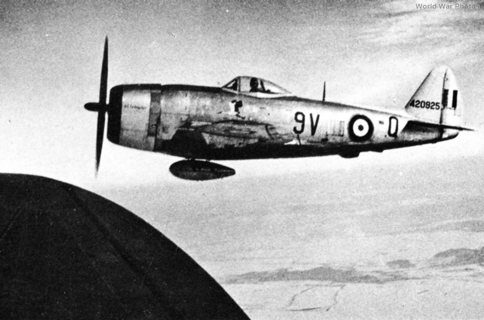 P-47 GC II-5 Lafayette 1944