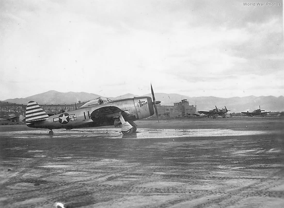 P-47 Stump Lifter 86th FG