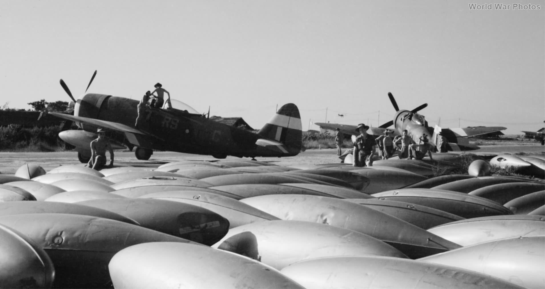 Thunderbolts of No. 30 Squadron RAF Cox's Bazaar India 2