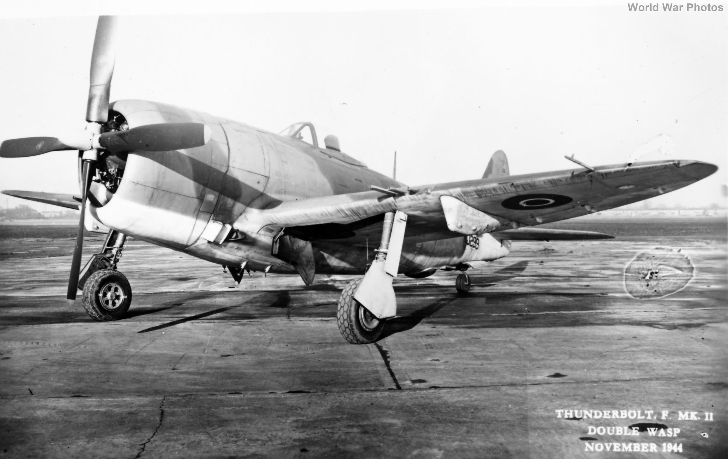 Thunderbolt II KJ299