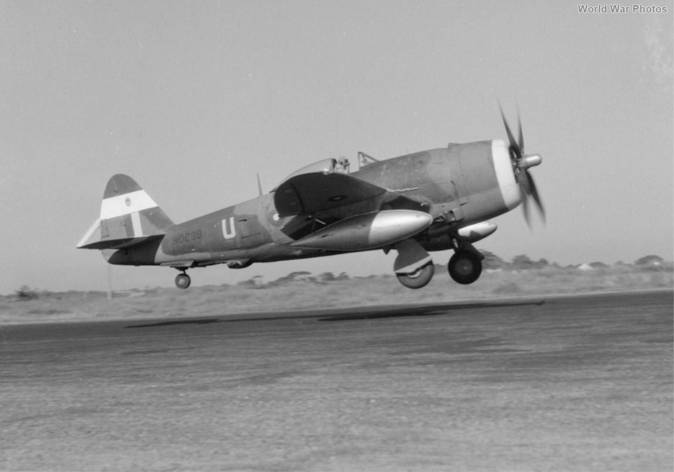 Thunderbolt Mk II HD298 RS-U 30 Sqn India