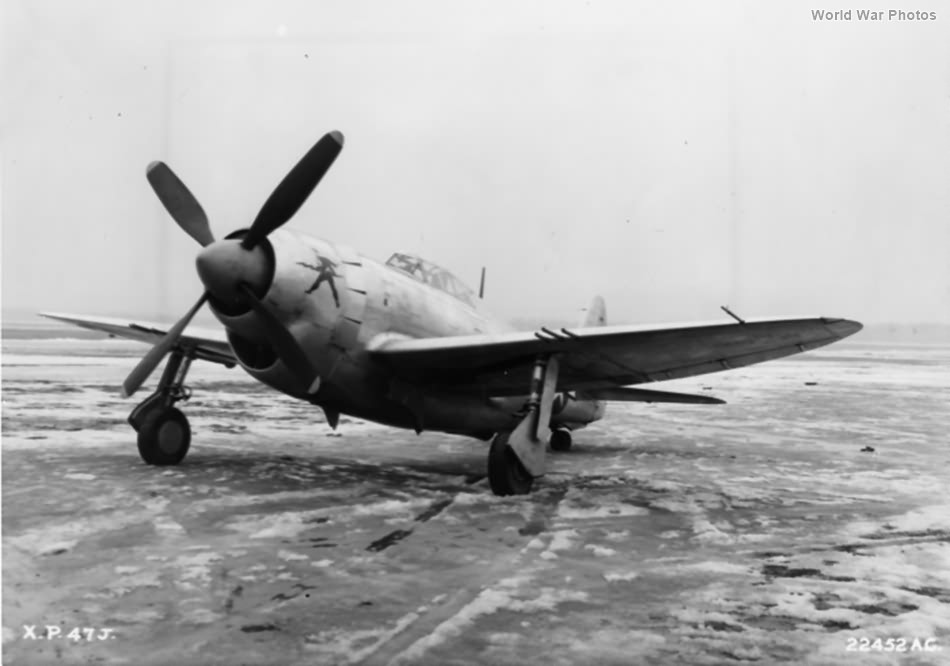 XP-47J 43-46953