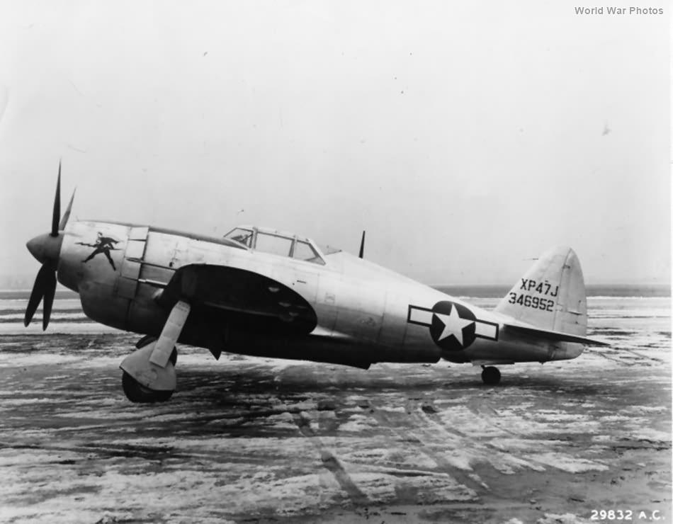 XP-47J 43-46953 2