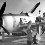 Armorers Work on 1st Air Commando P-47 India 1944