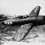 P-47D 42-75500 Naval Experimental Station PA 2 August 1943