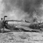 P-47N 44-88705 of the 413th FS Central Field Iwo Jima 7 September 1945
