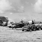 P-47D 42-75777 'Sun Shine' of 318th FG Saipan