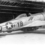 Republic P-47D Y8-Q of the 404th FG