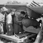 Thunderbolt of No. 30 Sqn RAF Jumchar India