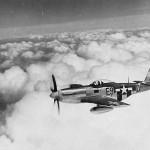 361st FG 376th FS P-51D Mustang 44-13717, code E9-D
