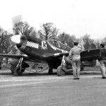 4th Fighter Group Don Gentile's P-51B 43-6913 Shangri-La