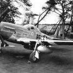"North American P-51D Mustang ""Straw Boss 2"" 44-14111 code PE-X"