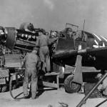 P-51A 43-6151 Barbie, pilot Maj Robert Smith of 1st Air Commando Group