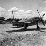 P-51B Mustang 261of the 26th FS 51st Fighter Group