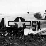 "P-51C Mustang serial 42-103363 ""Lucky Leaky II"" code SX-M of the 352nd FS 353rd Fighter Group"