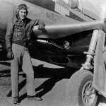 P-51D 44-11280 Pilot Lt Col Edward Mccomas of the 118th TRS 23rd FG