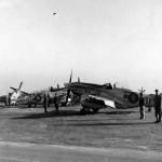 "P-51D Mustang 44-14190 ""Denver Belle"" Code 5Y-Q, pilot Capt John Walker of the 384th FS 364th Fighter Group"