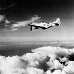 P-51D Mustang 44-15459 code HL-B of the 308th FS 31st Fighter Group, pilot Capt John Voll