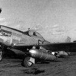 P-51D 44-15587 Stasia Ii of the 352nd Fighter Squadron 353rd Fighter Group Pilot Capt Anthony Rosatone