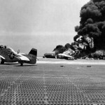 P-51D 44-63891 #235 pilot 1lt John W Brock 46th Fighter Squadron 21st FG And 504th BG B-29 Crash Landing