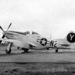 "P-51D 44-73186 ""Babs In Arms"" code N2-Y of the 383rd FS 364th FG"