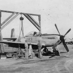 P-51D Mustang #153 of the 15th FG 47th Fighter Squadron