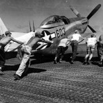 North American P-51D-20-NA Mustang 44-72560 #603 of the 462nd FS 506th FG Iwo Jima 1945