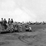 P-51D Mustangs of the 15th FG 21 April 1945