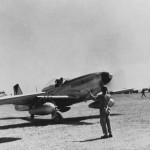 P-51D Mustang Appassionatta Van Climax Number 165 of the 47th Fighter Squadron 15th Fighter Group