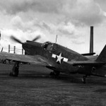 P-51 Mustang England 1943