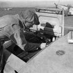 P-51 Mustang Gun Maintenance Italy