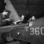 P-51 Maintenance England 1943
