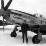 P-51D Mustang of the 354th FG 353rd Fighter Squadron