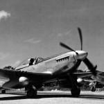 P-51 Mustang Iwo Jima 1945