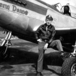"P-51 Mustang named ""Norma Deane"" With Pilot"